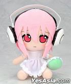 Nitroplus : Plush Doll Series 04: Super Sonic-chan ver.1.5