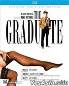 The Graduate (1967) (Blu-ray) (Hong Kong Version)