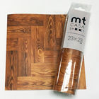 mt Masking Tape : mt CASA Sheet 230mm Brown Wooden Floor (3 Sheets)