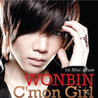C'mon Girl (Mini Album+DVD)(Japan Version)