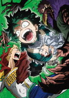 My Hero Academia 4th Vol.3 (Blu-ray)(Japan Version)