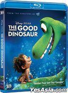 The Good Dinosaur (2015) (Blu-ray) (3D) (Hong Kong Version)