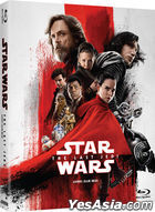 Star Wars: The Last Jedi (Blu-ray) (Korea Version)