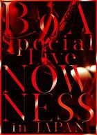 BoA Special Live NOWNESS in JAPAN (Japan Version)