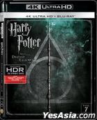 Harry Potter and the Deathly Hallows - Part 2 (2011) (4K Ultra HD + Blu-ray) (Hong Kong Version)