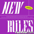 Weki Meki Mini Album Vol. 4 - NEW RULES (Break Version)