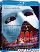 The Phantom of the Opera At The Royal Albert Hall  (25th Anniversary) (Blu-ray) (Hong Kong Version)