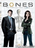 Bones (DVD) (Ep. 1-22) (The Complete First Season) (US Version)