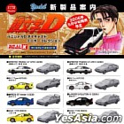 Initial D : Real-X - Diecast Minicar Collection