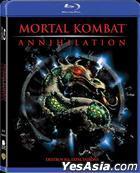 Mortal Kombat: Annihilation (1997) (Blu-ray) (Deltamac Version) (Hong Kong Version)