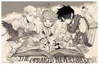 The Promised Neverland 2021 Calendar (Comic Edition) (Japan Version)