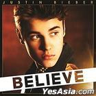 Justin Bieber - Believe (CD+DVD) (Deluxe Edition) (Korea Version)