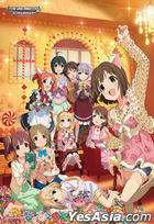THE IDOLM@STER CINDERELLA GIRLS : CUTE Tea Party (300-981) (Jigsaw Puzzle 300 Piece)
