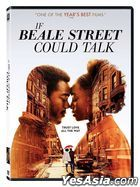 If Beale Street Could Talk (2018) (DVD) (US Version)