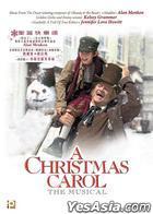 A Christmas Carol : The Musical (2004) (DVD) (Hong Kong Version)