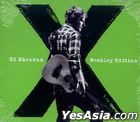 X Wembley Edition (Deluxe Edition) (CD + DVD) (US Version)
