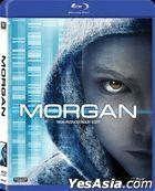 Morgan (2016) (Blu-ray) (Hong Kong Version)