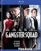 Gangster Squad (2013) (Blu-ray) (Hong Kong Version)