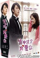 You Are My Destiny (2014) (DVD) (Ep.1-20) (End) (Multi-audio) (MBC TV Drama) (Taiwan Version)