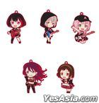 BanG Dream! Girls Band Party! : Nendoroid Plus Trading Rubber Strap Afterglow