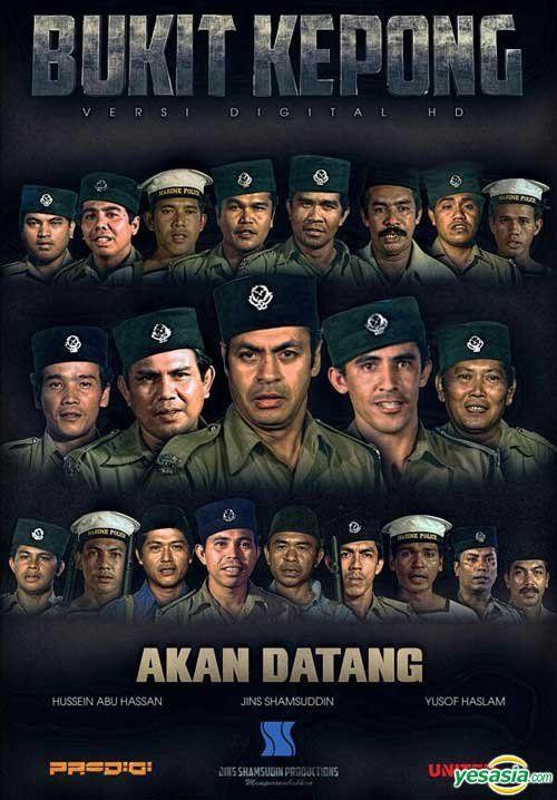 Yesasia Bukit Kepong 2015 Dvd Malaysia Version Dvd A Rahim Jins Shamsudin Other Asia Movies Videos Free Shipping