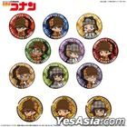 Toys Works Collection 2.5 : Detective Conan Treasure Can Badge vol.2
