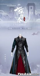 The Untamed - Wei Wuxian Cosplay Set (Chen Qing Version) (Size L)