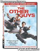 The Other Guys (Blu-ray) (2010) (Hong Kong Version)