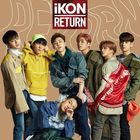 RETURN (ALBUM+DVD) (日本版)