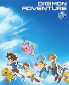 Digimon Adventure 15th Anniversary Blu-ray Box (Blu-ray)(Japan Version)