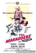 The Marauders (1955) (DVD) (US Version)