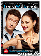 Friends With Benefits (2011) (DVD) (Korea Version)