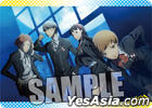 Persona 4 the Golden : Character Universal Play Mat Specialized Extracurricular Execution Squad!?