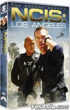 NCIS: Los Angeles (DVD) (The Second Season) (Hong Kong Version)