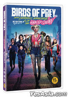 Birds of Prey (and the Fantabulous Emancipation of One Harley Quinn) (2DVD) (First Press Special Limited Edition) (Korea Version)