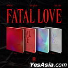 Monsta X Vol. 3 - FATAL LOVE (Version 1 + 2 + 3 + 4)