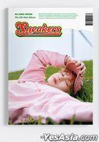 Ha Sung Woon Mini Album Vol. 5 - Sneakers (Breeze Version) + Random Poster in Tube