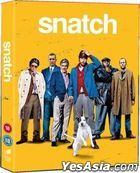 Snatch (2000) (4K Ultra HD + Blu-ray) (Steelbook) (Taiwan Version)