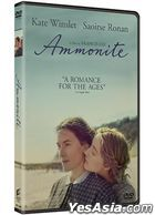 Ammonite (2020) (DVD) (Hong Kong Version)