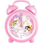 Crayon Shin-Chan Alarm Clock (Pink)