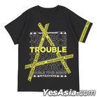 ayumi hamasaki - TROUBLE TOUR 2020 A - Saigo no Trouble - T-Shirt(L)
