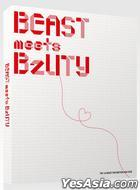 BEAST - 2011 The 1st BEAST Fan Meeting Asia Tour (2DVD + Making Book + Poster in Tube) (First Press Limited Edition) (Korea Version)