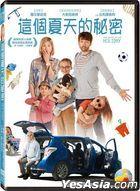 這個夏天的秘密 (2014) (DVD) (台湾版)