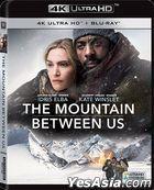 The Mountain Between Us (2017) (4K Ultra HD + Blu-ray) (Hong Kong Version)