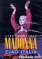Madonna - Ciao Italia: Live From Italy (DVD) (Region 4)