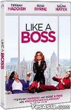 Like a Boss (2020) (DVD) (Taiwan Version)