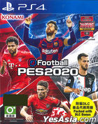 eFootball Pro Evolution Soccer 2020 (Asian Chinese / English Version)