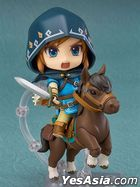 Nendoroid : The Legend of Zelda Link Breath of the Wild Ver. DX Edition