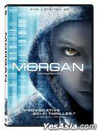 Morgan (2016) (DVD + Digital HD) (US Version)