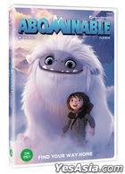Abominable (DVD) (Korea Version)